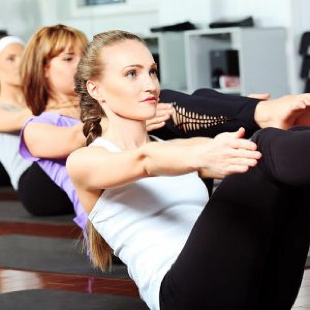 Pilates sur tapis pour débutants - en ligne