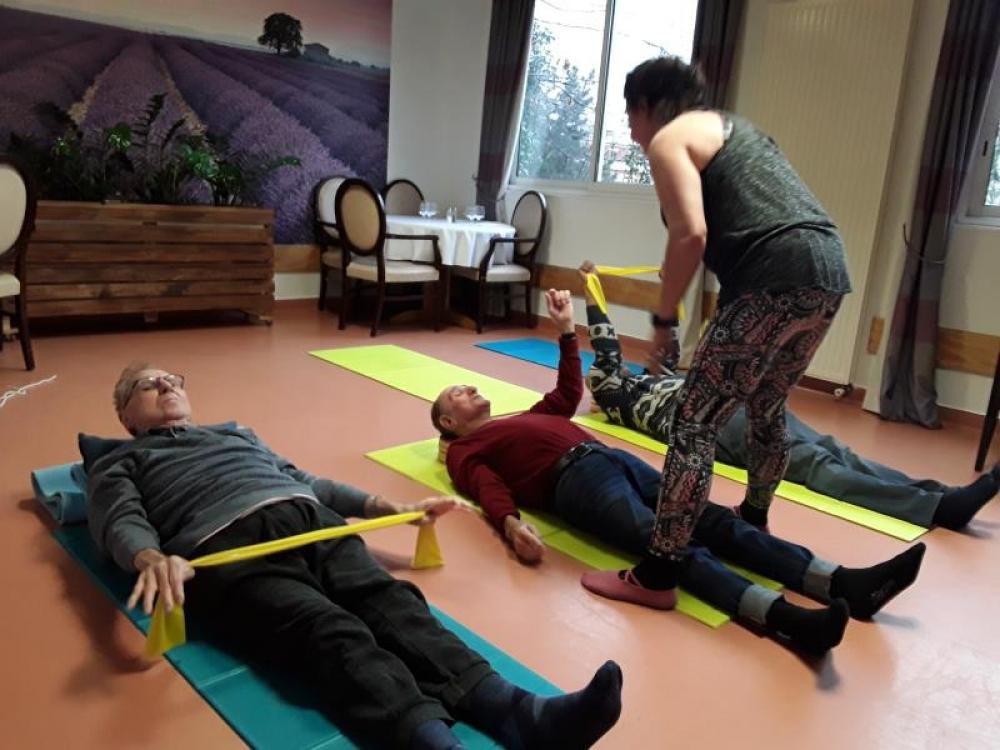 Cours Individuel de Pilates (en ligne)