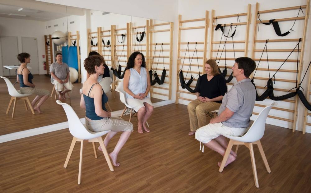 Séances collectives de sophrologie caycédienne - Nice Saint-Roch