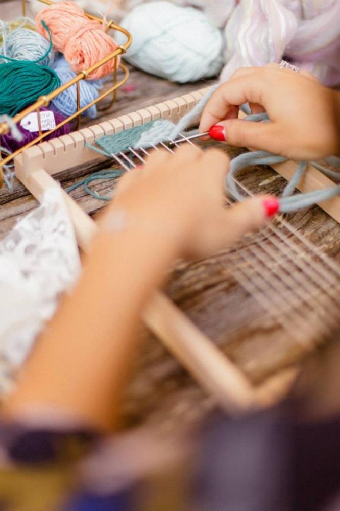 Apéro DIY : Atelier TISSAGE - Nice