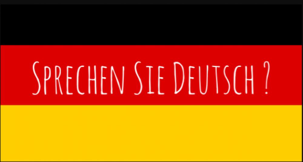 Cours d'allemand (en ligne)