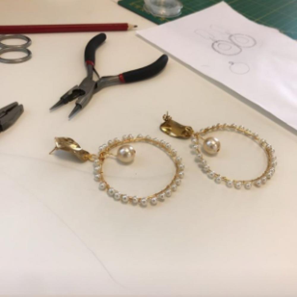 Atelier D.I.Y création de bijoux - Champigny-sur-Marne