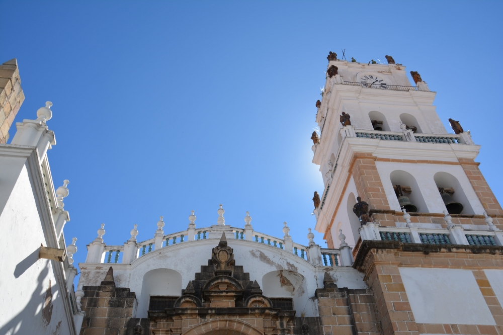 Visite virtuelle en direct de Sucre, capitale de la Bolivie - En Ligne