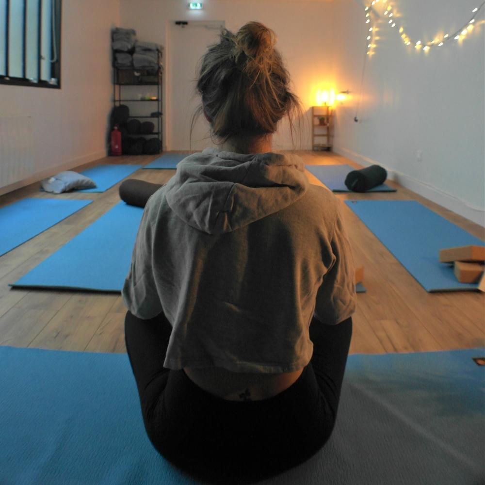 Cours de Yin Yoga en Anglais - Paris 12