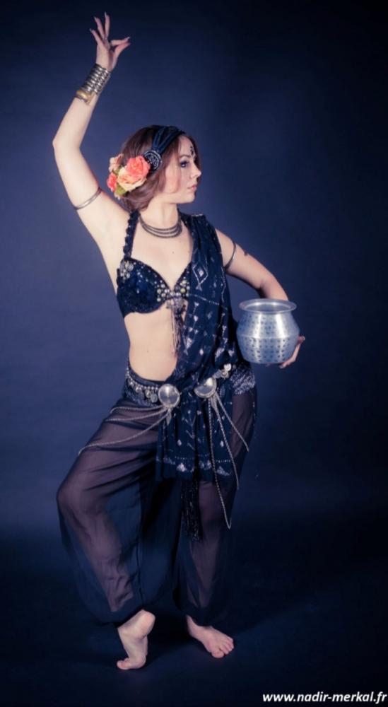 Danse Bollywood Tribal - En Ligne