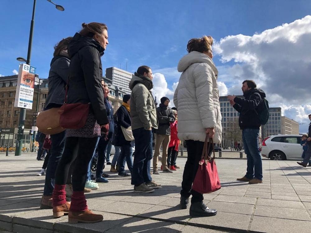 Bruxelles Scène de Crime