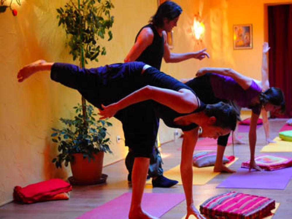 Yoga-Gym à Marseille