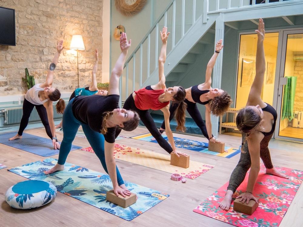 10 cours de Yoga pour tous - Paris 18e