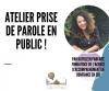 """Atelier \""""Prise de parole en public\"""" - Paris 01"""
