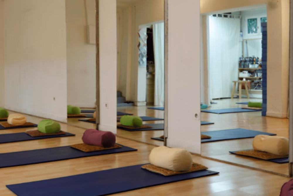 Formule 10 Cours de yoga à la carte - Paris 11e
