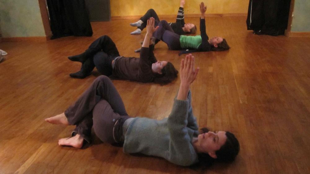 Mini stage Feldenkrais & Danse libre - Fontenay-sous-Bois