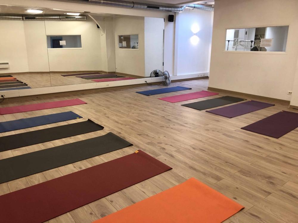 Cours de yoga - Paris 14e