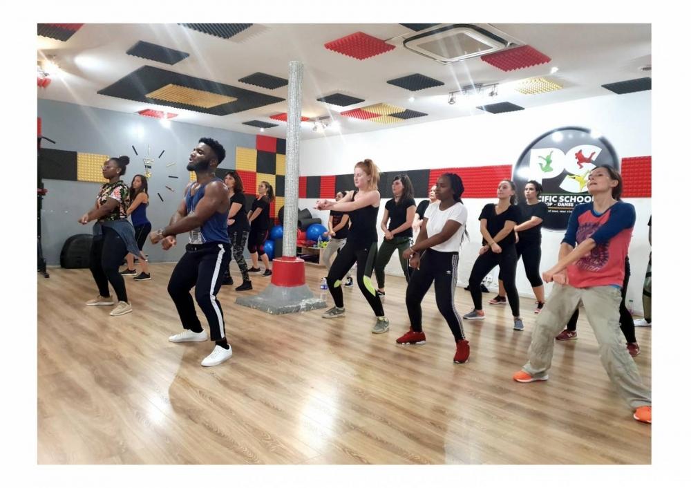 Cardio-training Afro pop danse à Marseille