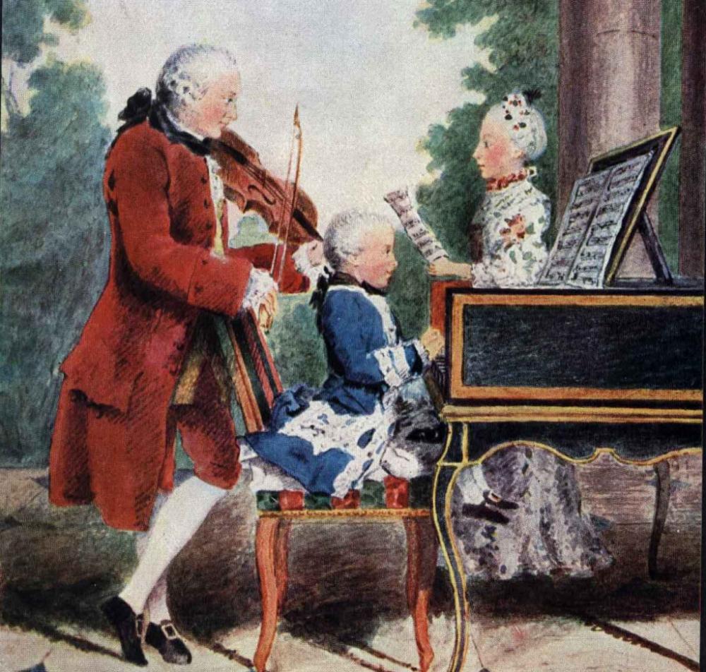 Musique : l'enfant dans la musique - en ligne
