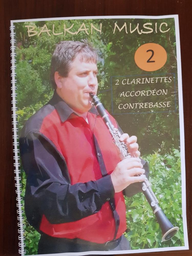 Accordéon, piano, clarinette, solfège, chant