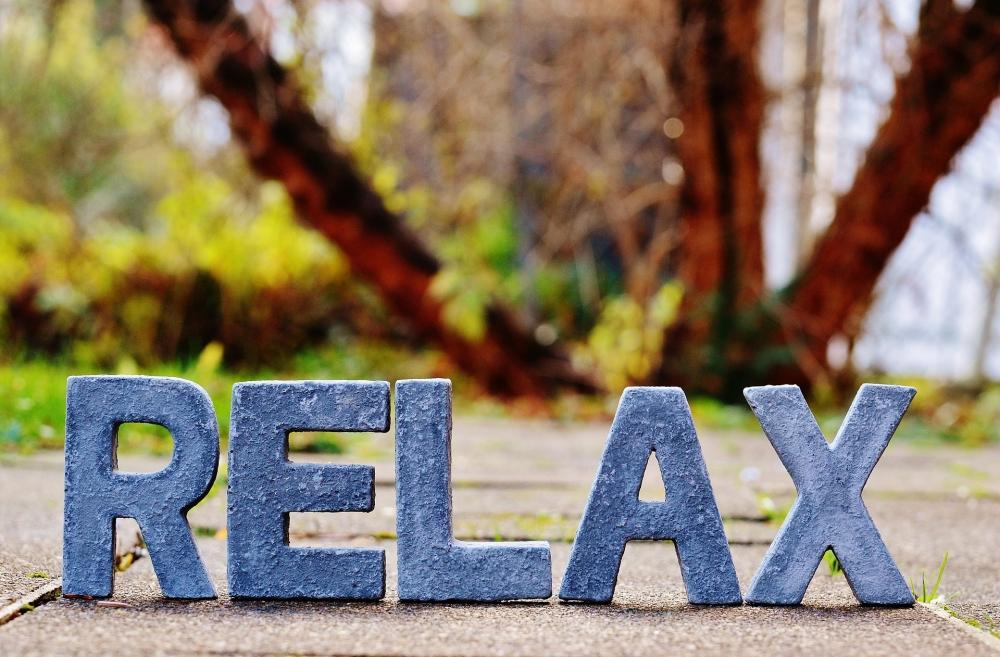 Relaxation guidée - séance collective en ligne