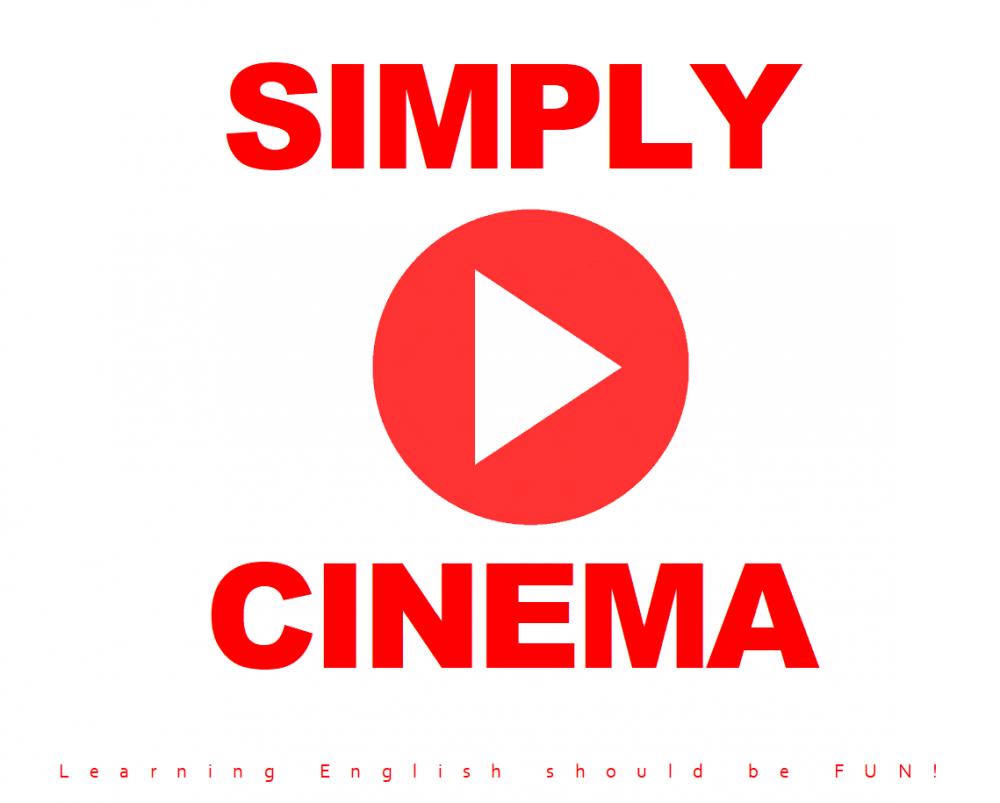 """Cours d'Anglais \""""Simply Cinema\"""" - en ligne"""