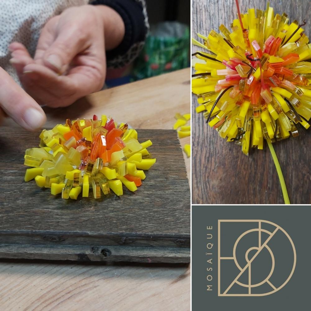 Atelier Art Floral en Mosaïque - Roubaix