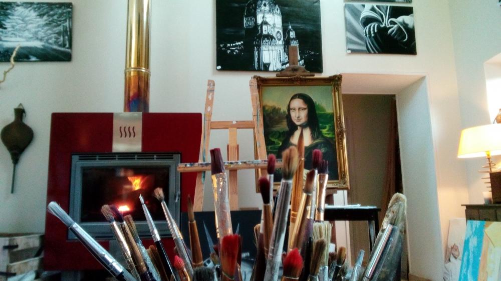 Initiation à la peinture ou dessin - Lille
