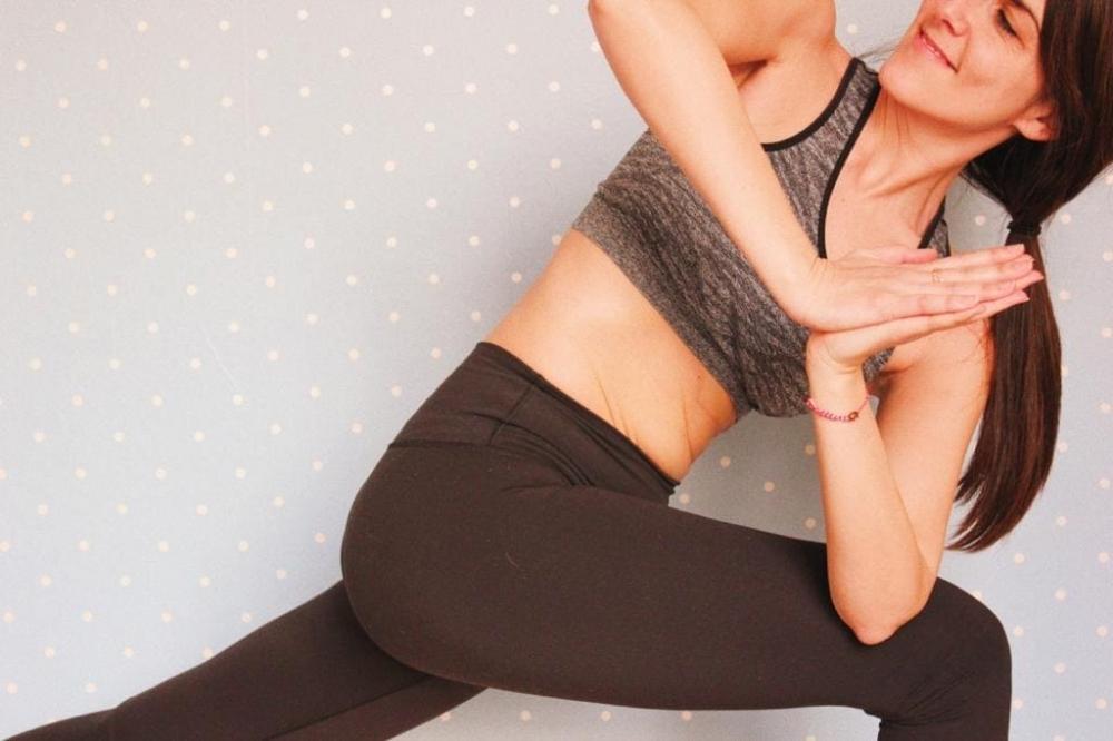 Cours de yoga doux - en ligne