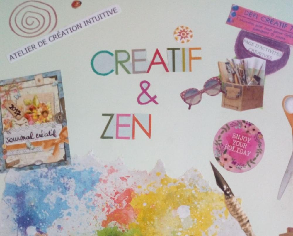 Atelier Zen et créatif