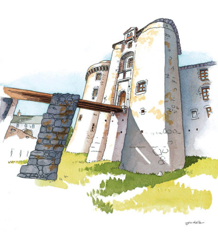 Stage de dessin dans le Val de Sèvre Nantaise (85-79) 19 & 20/6/21