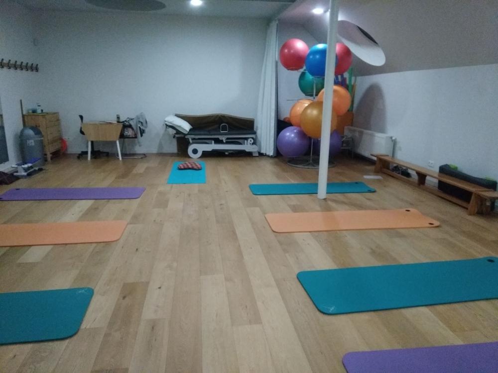 Vendredi soir, c'est yoga ! 10+1 gratuit
