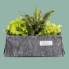 Kit mini jardinière / potager de balcon