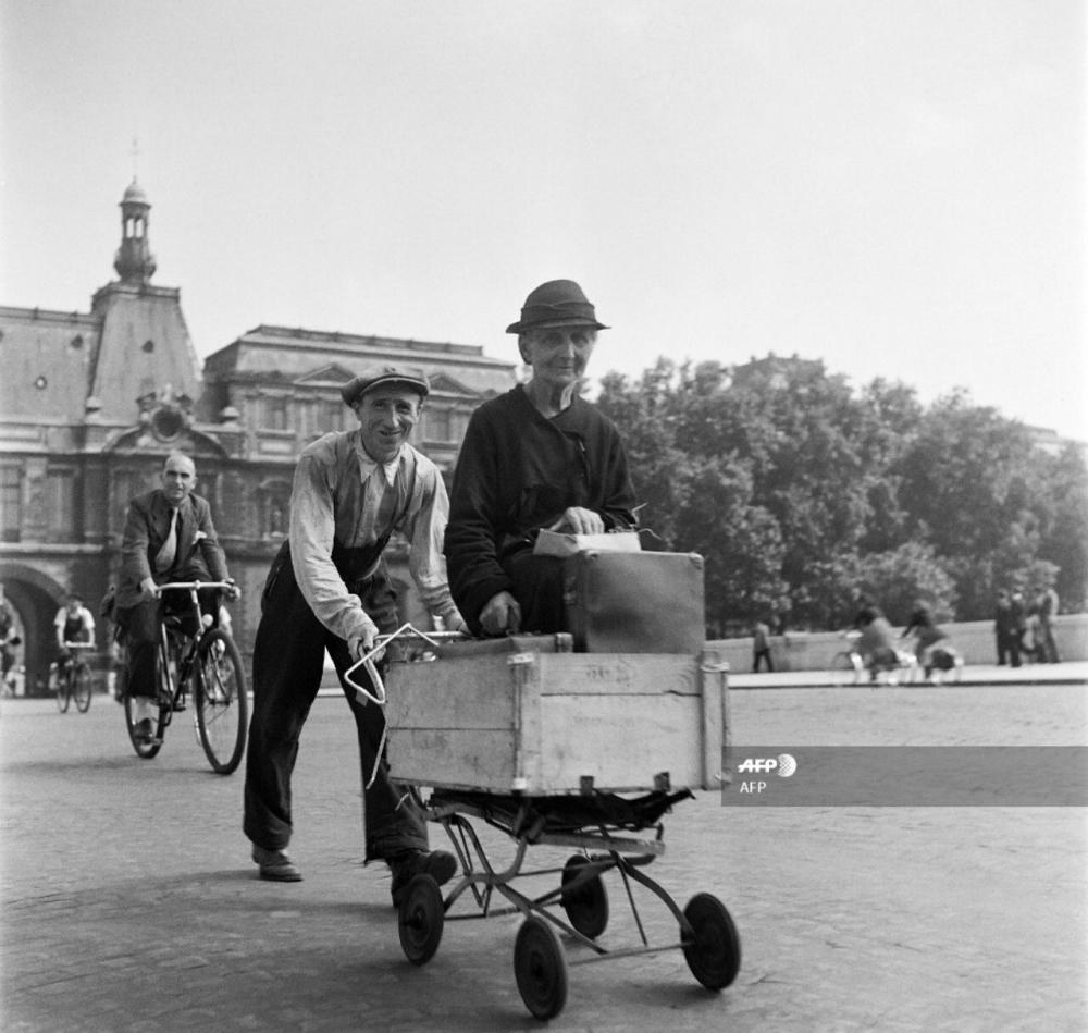 """1939-1949 ou \""""Les jours sans\"""" - En ligne"""