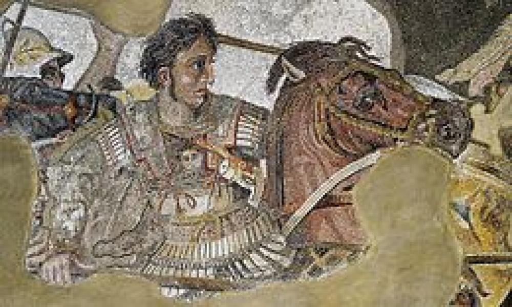 Alexandre le Grand, entre histoire, mythe et légende - En ligne
