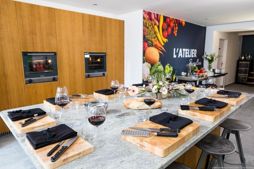 Atelier cuisine à Marseille