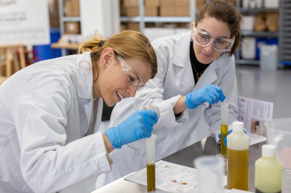 Fabriquer 1 kilo de savon bio