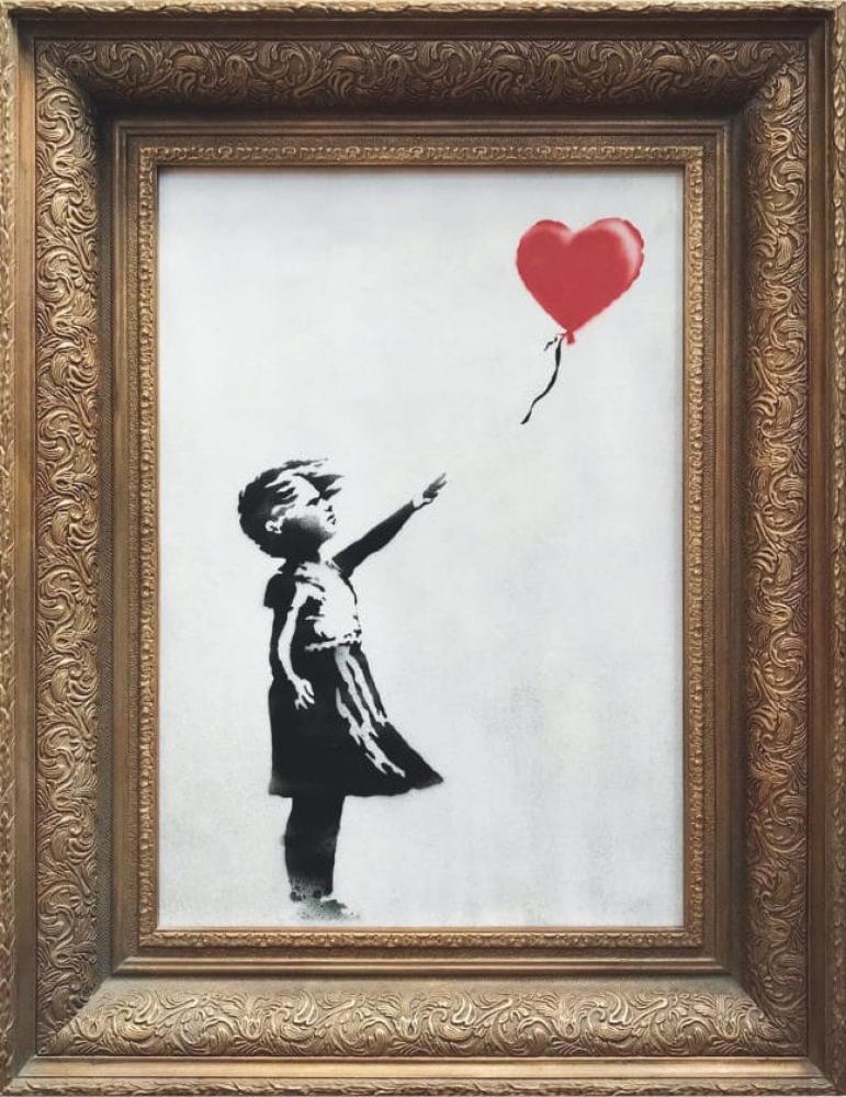 Banksy, l'artiste le moins connu du monde !