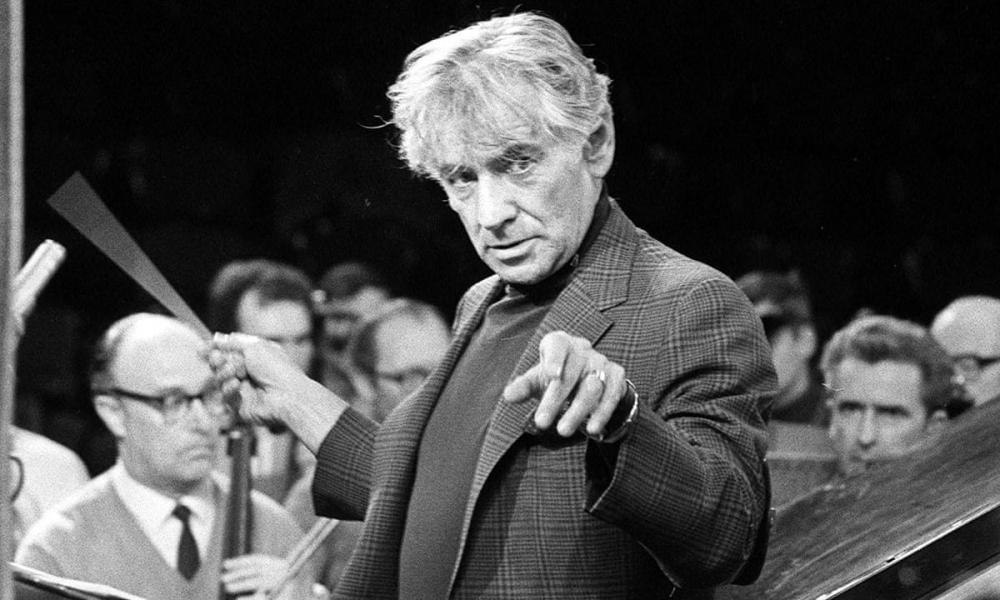 Leonard Bernstein - En ligne