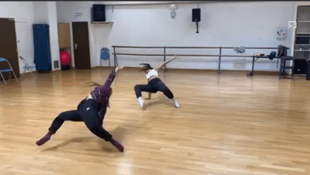 Cours de Danse Contemporaine / Néoclassique