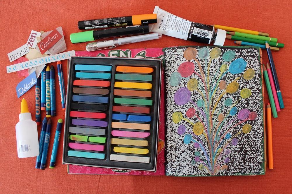 Booster Sa Créativité Avec Le Journal Créatif
