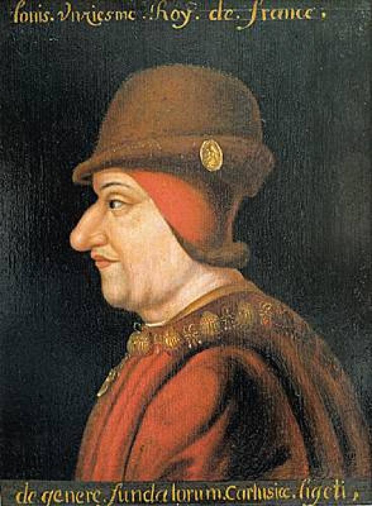 L'énigmatique Louis XI - En ligne
