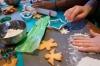 Atelier pâtisserie - Charlotte aux fruits rouges - parent-enfant en duo - Paris 13e