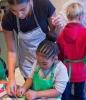 """Atelier pâtisserie - Cupcakes Licorne - \""""parent-enfant\"""" en duo - Paris 13e"""
