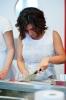 Cours de cuisine  avec la réalisation de trois recettes à emporter