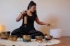 """Atelier découverte \""""Méditation & Concert de bols tibétains & Soin sonore\"""""""