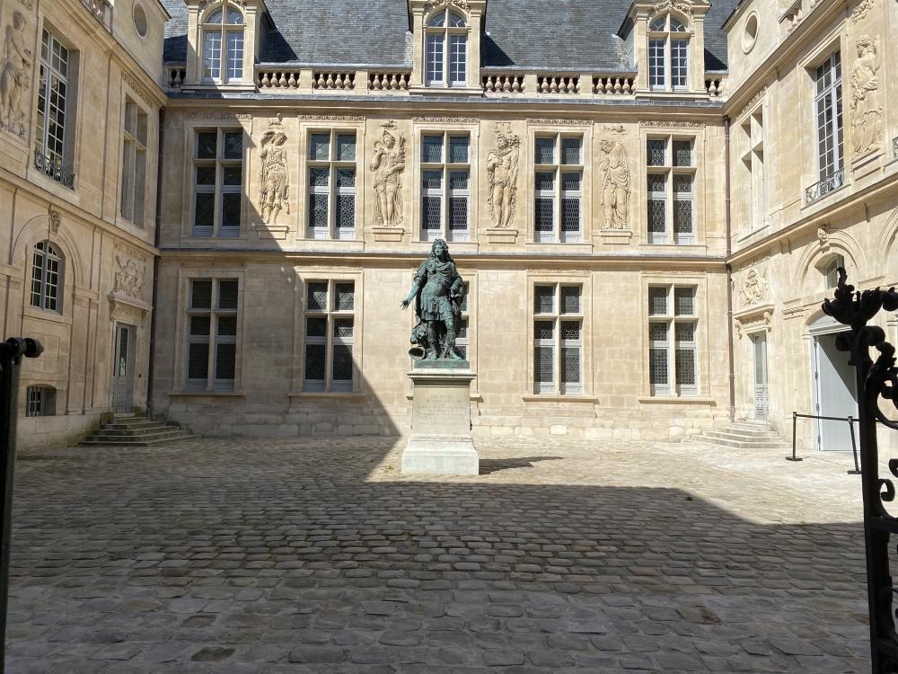 Le Musée Carnavalet en avant-première