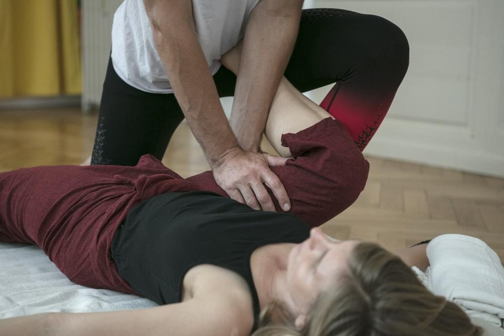 Massage Thaï des Éléments à Strasbourg