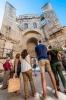 Visite insolite d'une partie du centre de Montpellier
