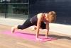 Cours de Pilates, niveau intermédiaire - en ligne