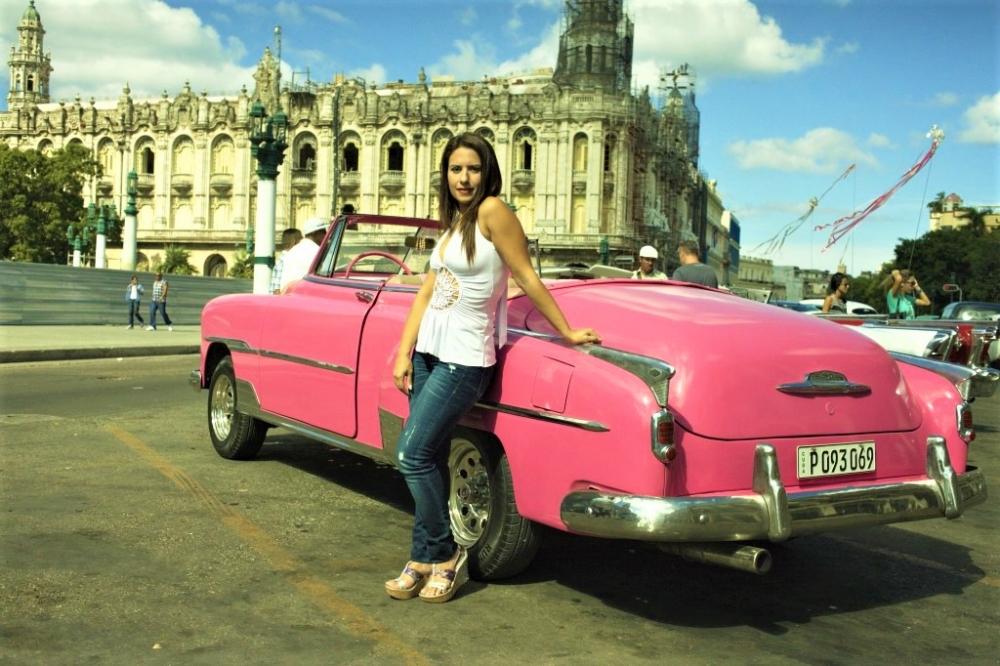 """Cuba \""""joie de vivre\"""""""