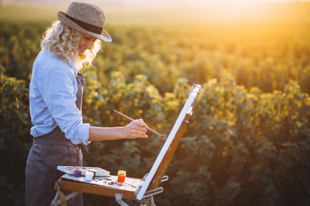 Peinture en Provence
