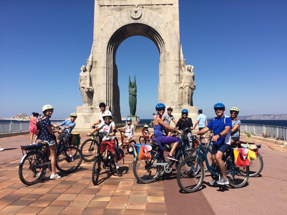 Explorez Marseille en vélo électrique