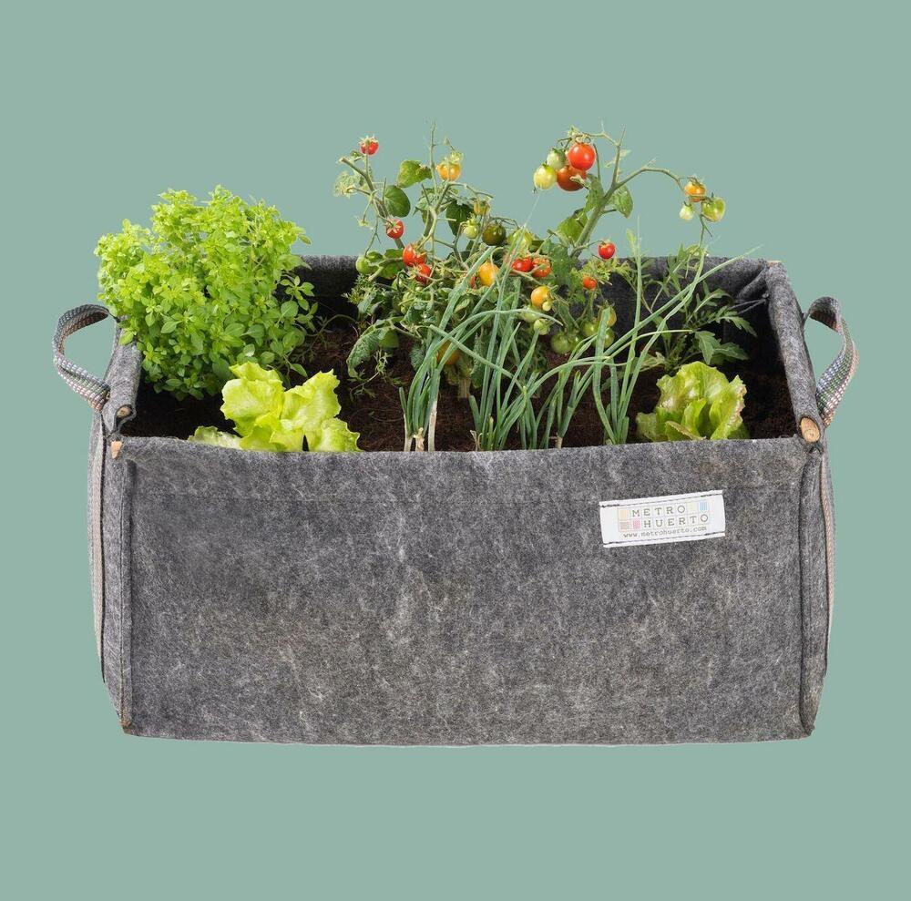 Kit jardinière / Potager de balcon