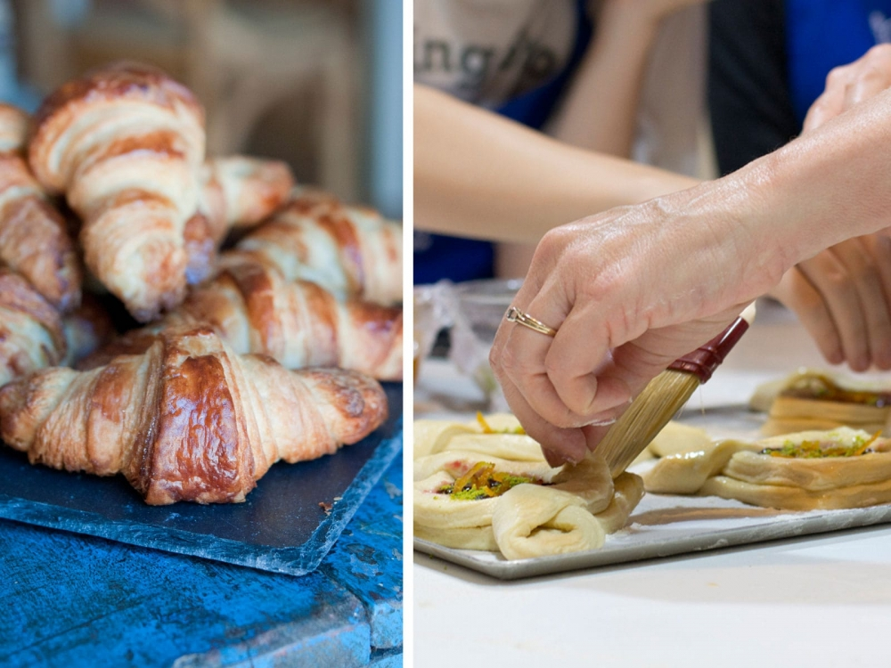 Croissant Baking Class (in English) - Paris 18e